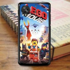The Lego Movie Nexus 5 Case