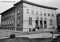Университетската библиотека,1934 г.