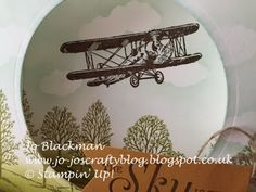 Sky is the Limit - Stampin' Up!