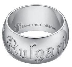 Bulgari for Save the Children