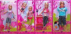 Eu já falei em outro post sobre umas revistas da Barbie que eram incríveis pq tinham fotonovelas… O mais legal é que nessas histórias sempre apareciam muitos amigos da Barbie e suas irmãs. Não sei qual foi o problema nas vendas, mas com exceção da Kelly, bonecas da Skipper e da Stacie sempre foram muito raras nas lojas brasileiras. Esse mês apareceu nas lojas um conjunto de acampamento com Barbie,...