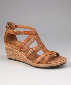 Take a look at this Alpaca-2 Gallop Wedge Sandal on zulily today!