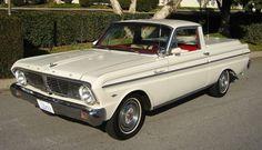 1965 Ford Ranchero Pickup — Claude Neves Lighting Designer