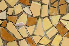 Diy Broken Tile Top On A Coffee Table