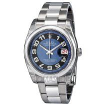 Rolex Watches Collection For Women : Rolex Datejust Blue Dial Automatic Stainless Steel Ladies Watch * You can get more details by clicking on the image. - Watches Topia - Watches: Best Lists, Trends & the Latest Styles Trendy Watches, Latest Watches, Cool Watches, Watches For Men, Luxury Watches, Rolex Watches, Cartier Watches, Buy Rolex