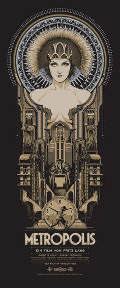 Metropolis / Ken Taylor