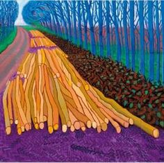 Is David Hockney this century's Van Gogh?
