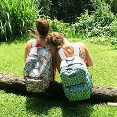 Find a good use for that backpack now that graduation is over. Island hiking seems like the perfect occasion!