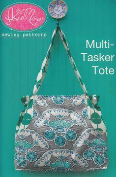 Multi Tasker Tote Pattern