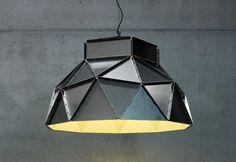 Shape Up! 15 Geometric Lights, Lamps, and Pendants via Brit + Co