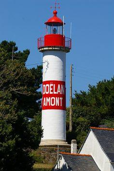 Mer d'Iroise - Phare de Doelan-amont Clohars-Carnoët (Finistère)