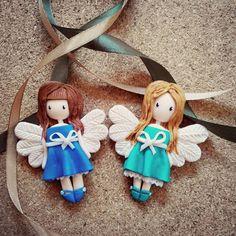 90 отметок «Нравится», 19 комментариев — Прикраси | Украшения | Jewelry (@engi_jewelry) в Instagram: «І два ангелика разом))) Зроблені по уроку @sweet_sasha.s»