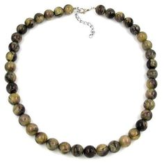 Kette, Perlen 12mm oliv-schwarz-marmor 75cm Dreambase http://www.amazon.de/dp/B00H2IH6SW/?m=A37R2BYHN7XPNV