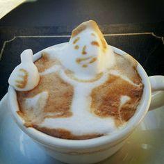 Coffee Art | 3D Latte Art by Kazuki Yamamoto (Picture Gallery)