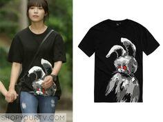 Trot Lovers, Choi Chun Hee shirt - Alexander McQueen