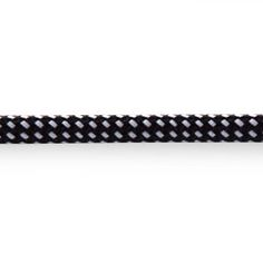 Plain overbraided Ironstyle flex cable
