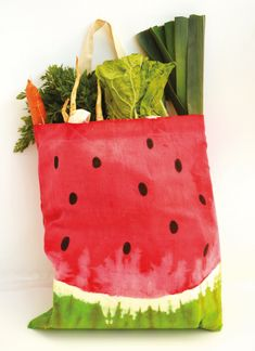 Sewing Ideas, Watermelon, Bags, Handbags, Bag, Totes, Hand Bags