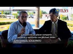 """""""EL INNATO ESPÍRITU DESTRUCTOR JUDÍO""""...MICHAEL JONES en TLV1"""