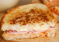 Sandwich s paradajkovým chutney