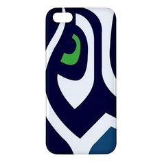 Seattle Seahawks Face iPhone 5 5s Hardshell Case Cover