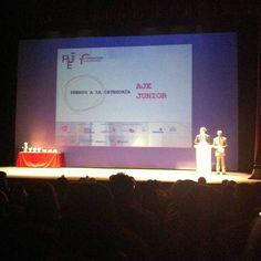 Premios AJE Asturias 2014 AJE Junior