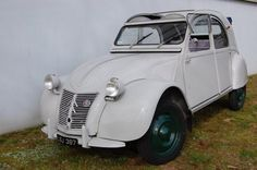 1957 Citroen 2CV Maintenance/restoration of old/vintage vehicles: the material for new cogs/casters/gears/pads could be cast polyamide which I (Cast polyamide) can produce. My contact: tatjana.alic@windowslive.com