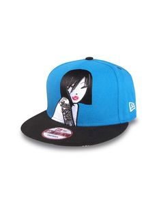 3ad44835afa Tokidoki CMYK BABY HAT New Era Fitted