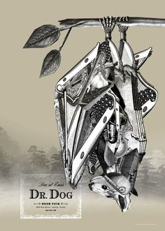 Dr. dog - bat  #WhatsNextPhilly #music #inspiration via @Rachel Carr