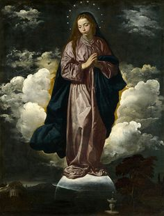 «Непорочное зачатие» (Inmaculada Concepción) около 1619