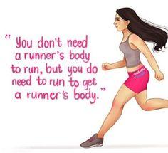 Run Run And Run !