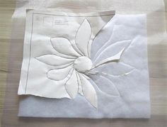How to Make Shadow Trapunto Quilts- Tutorial /Geta's Quilting Studio