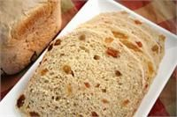 Enjoy this wonderful bread from the south of Italy--loaded with fruit and a touch of sourdough in a crusty bread.