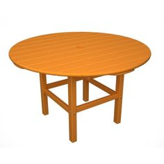 "POLYWOOD™ 38"" Kid Dining Table"