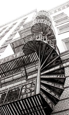 Classic architecture Filigreed fanciful perspective by Courtney Bass Sample August selections from graphite from fineliners from MarabuCreative USA Or ink favorite places with organic from Landscape Architecture Model, Architecture Drawing Sketchbooks, Water Architecture, Conceptual Architecture, Architecture Concept Drawings, Classic Architecture, Architecture Graphics, Organic Architecture, Ipad Kunst