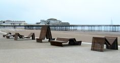 Colwyn Bay seats & benches