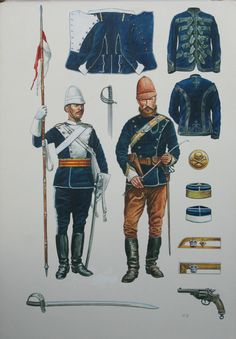 17th Lancers in Zululand 1879