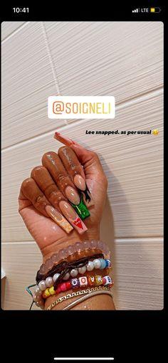 Vegas Nails, Feminine Energy, Beautiful Nail Art, Instagram Quotes, Pink Nails, Acrylic Nails, Acrylics, Hair And Nails, My Idol