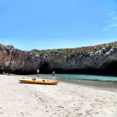 Finding a Hidden Paradise--The Hidden Beach