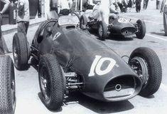 Ferrari 500 F2 at the 1953 French Grand Prix