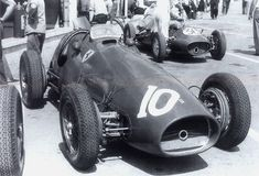 Ferrari 500 F2 at the 1953 French Grand Prix