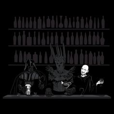 Cool Tee: Dark Lord Happy Hour [Pic]