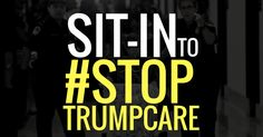 We're mobilizing to stop the GOP healthcare bill in its tracks. On Thursday, July 6th there will be sit-ins at Senate offices across the country demanding Republican Senators vote NO on the bill.