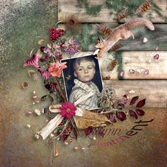 Bewitching Autumn by Doudou'S Design http://www.mymemories.com/store/display_product_page… Photo de Marta Everest
