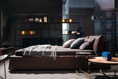 Studiopepe for Spotti, Ivano Redaelli and Roll & Hill // Milan Modular Furniture, Furniture Design, Bed Design, House Design, Roll Hill, Interior Architecture, Interior Design, House Styles