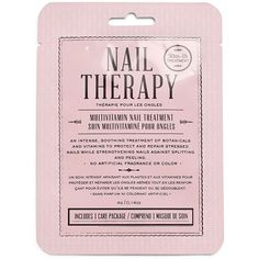 Kocostar Nail Therapy ($2.99) ❤ liked on Polyvore featuring beauty products and nail care