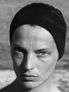 Publication: Interview Magazine September 2014 Model: Daria Werbowy Photographer: Mikael Jansson Fashion Editor: Karl Templer Hair: Anthony Turner Make-up: Mark Carrasquillo