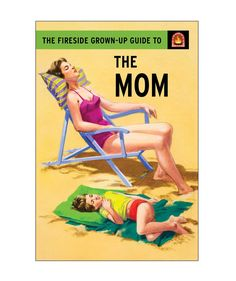 Reminiscent of the Little Golden Books of years past, this laugh-out-loud parody chronicles the trials and tribulations of modern mothers.