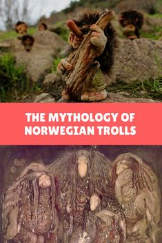 How much do you really know about trolls in Norway? Far more than a tacky figurine lined up on a gift shop shelf, Norwegian trolls are steeped in mythology. Landscape Photography Tips, Scenic Photography, Night Photography, Landscape Photos, Dibujos Dark, Legends And Myths, Visit Norway, Scandinavian Folk Art, Asatru