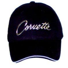 a04ee6788b3 Chevy Corvette Hat - Chrome. Chevy Muscle CarsChevrolet CorvetteChrome