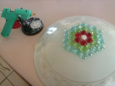 """""""BeDazzled"""" Light Shade tutorial."""